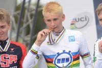 Le nouveau champion du monde Junior du chrono : Lennard Kamna