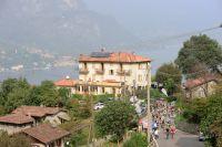 Le peloton du Tour de Lombardie