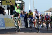 Moreno Hofland coupe la ligne en vainqueur