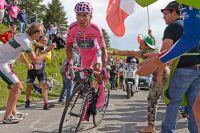 Nairo Quintana solide vainqueur du contre-la-montre au Monte Grappa