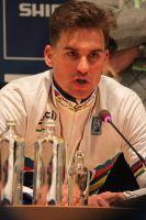 Le nouveau champion du monde Zdenek Stybar
