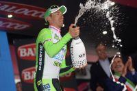 Champagne pour Stefano Pirazzi