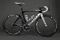 Le Scott Foil des IAM Cycling