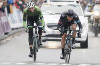 Sep Vanmarcke termine derrière Edvald Boasson-Hagen
