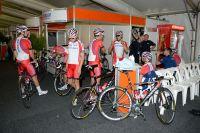 Le stand du Team Katusha
