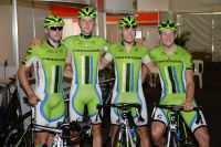 Photo-souvenir pour Cannondale
