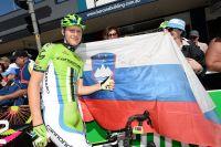 Le champion du monde Espoirs Matej Mohoric fait ses débuts chez les pros