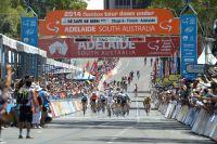 André Greipel termine le Tour Down Under en tête du peloton