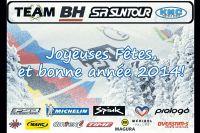 Les voeux du team BH-SR Suntour-KMC