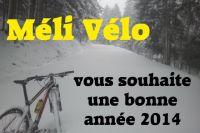 Les voeux de Méli Vélo