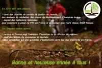 Les voeux de Mountain Bikers Foundation