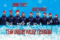 Les voeux du Team Unieuro Wilier Trevigiani