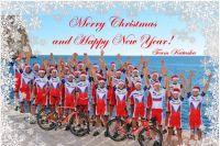 Les voeux du Team Katusha