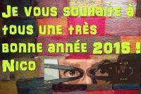 Les voeux de Nicolas Siegenthaler
