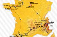 Les profils du Tour de France