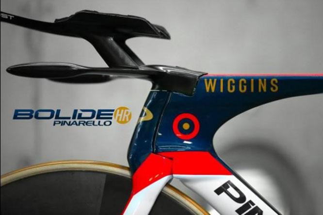 Le vélo de Bradley Wiggins