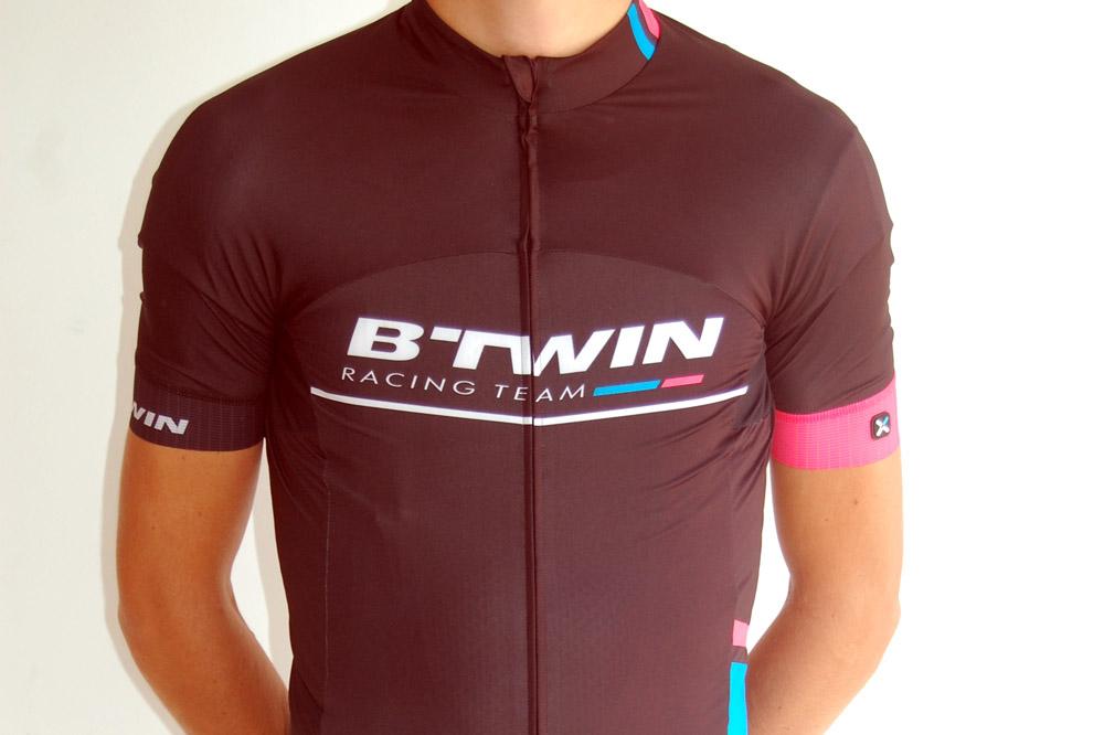 Le maillot b'Twin aerofit