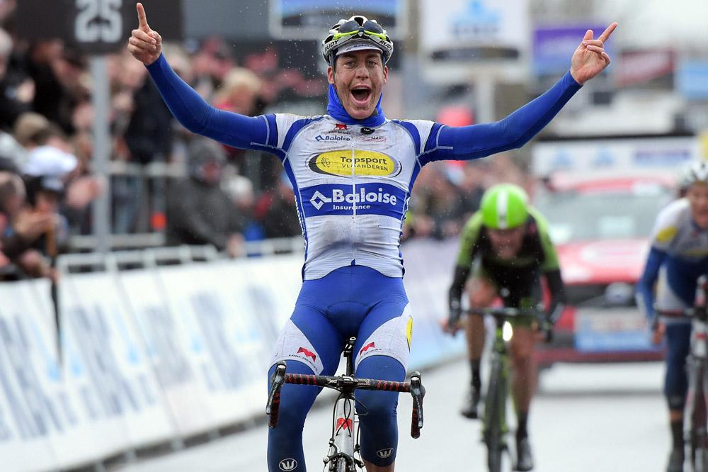 Grâce à un final géré parfaitement, Jelle Wallays remporte A Travers la Flandre
