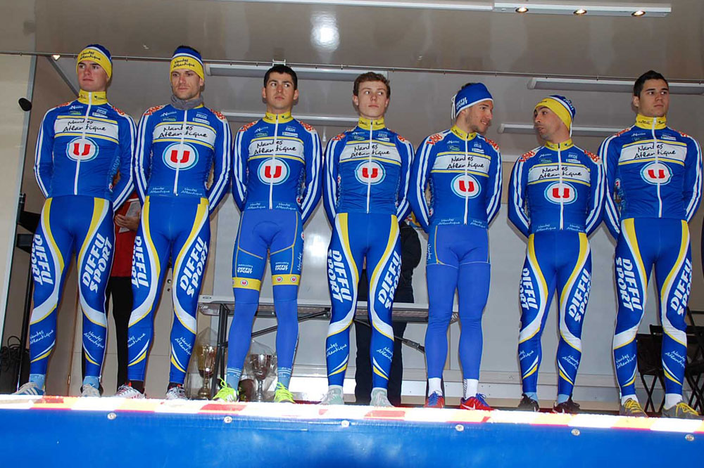 Le Team U Nantes-Atlantique