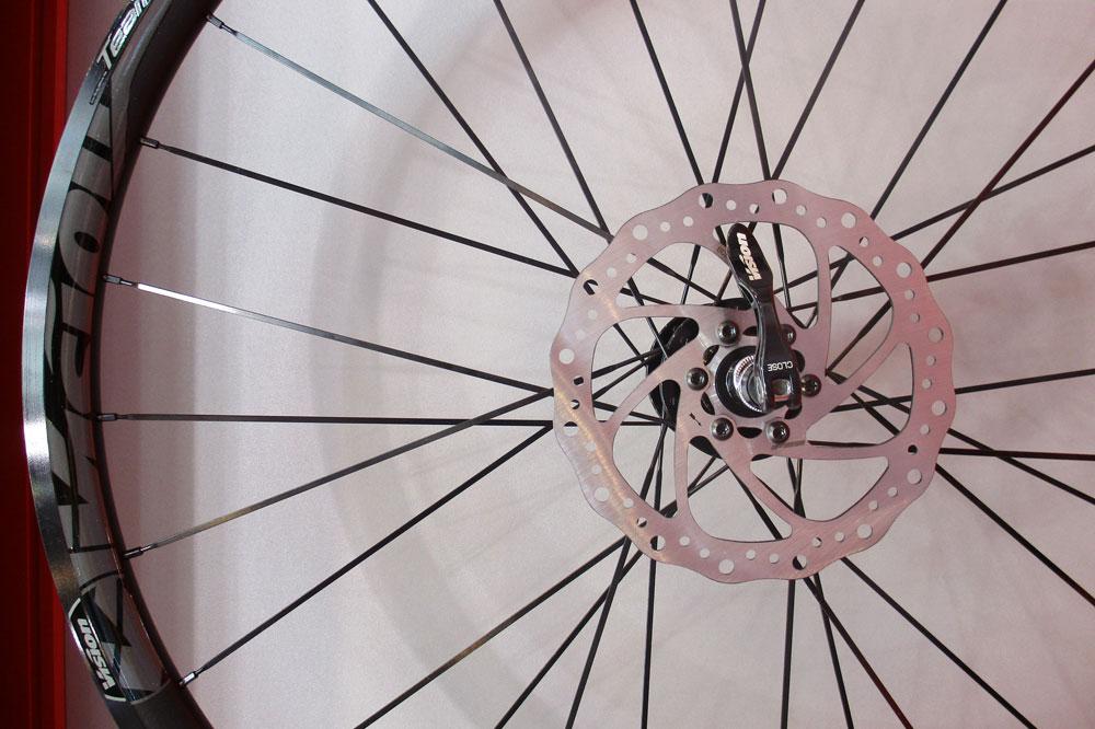 eurobike nouveaut s 2016 roues vision disque actualit v lo nouveautes. Black Bedroom Furniture Sets. Home Design Ideas