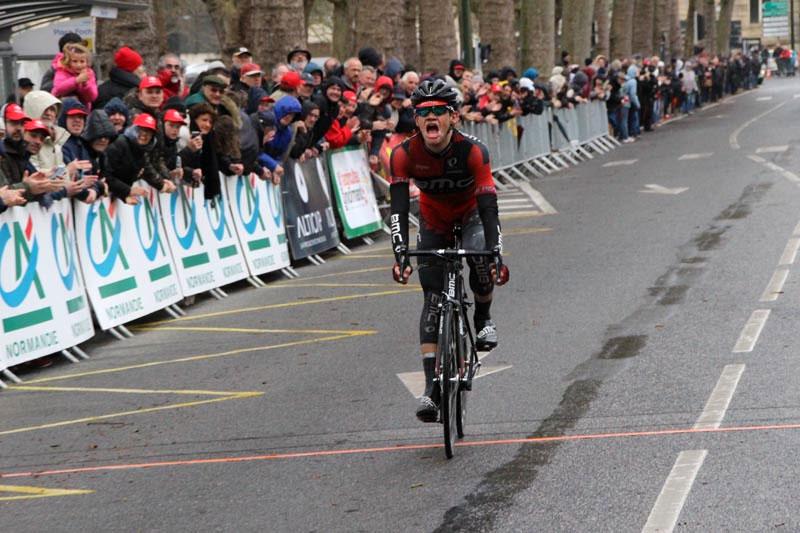 Floris Gerts gagne à Caen