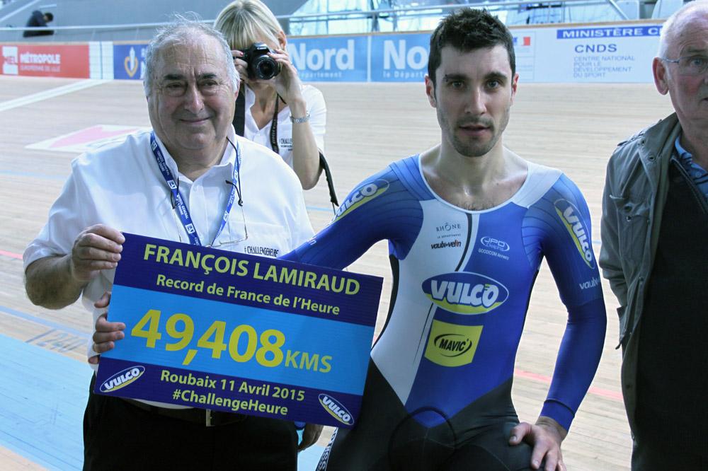 49,408 kilomètres pour François Lamiraud