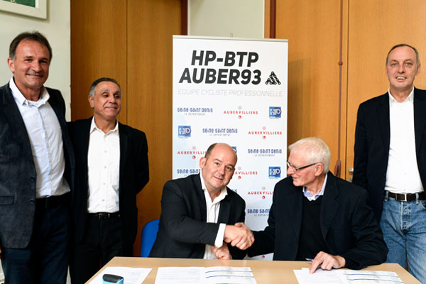 Auber 93 devient HP BTP-Auber 93