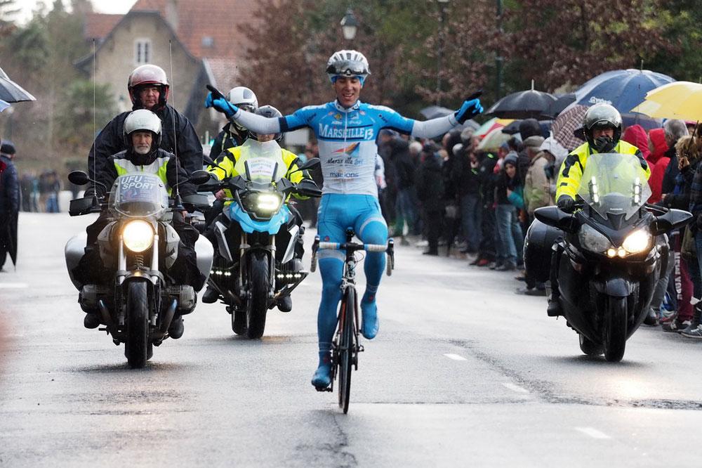 Julien Loubet victorieux dans le Pays Basque