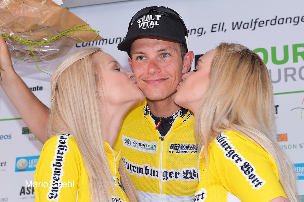 Linus Gerdemann gagne le Tour de Luxembourg