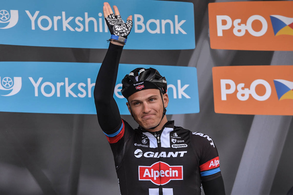 Marcel Kittel effectue sa reprise au Tour du Yorkshire
