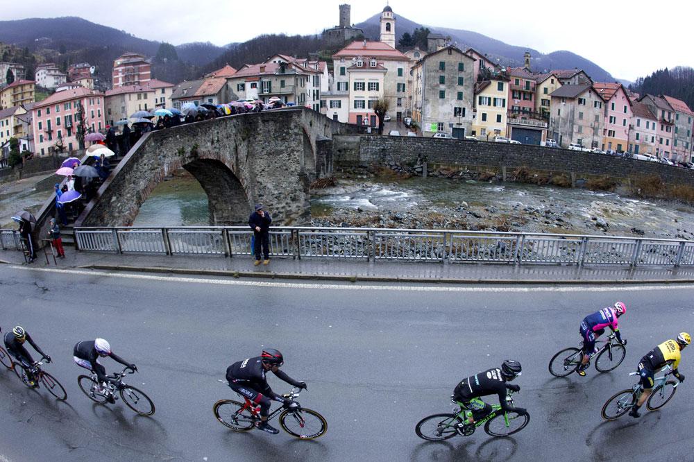Milan-San Remo quitte la plaine du Pô