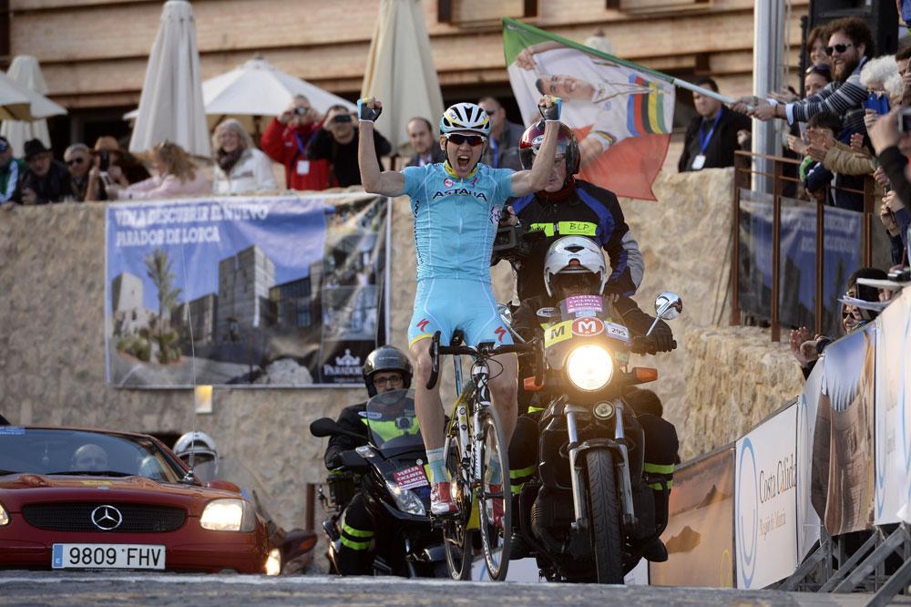 Rein Taaramae victorieux avec Astana