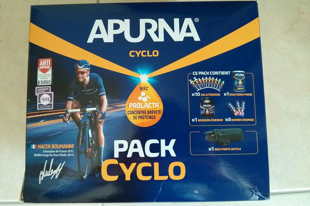 Le Pack Cyclo Apurna