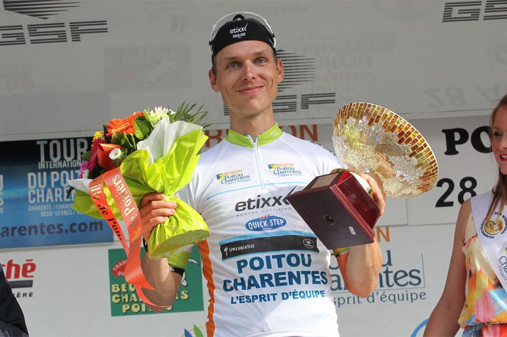 Tony Martin vainqueur en Poitou-Charentes
