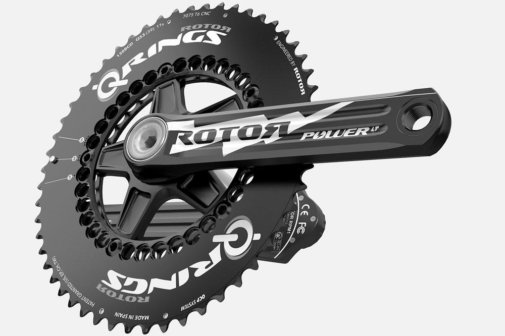 Le capteur de puissance Rotor Power LT