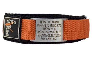 Le bracelet Data Vitae