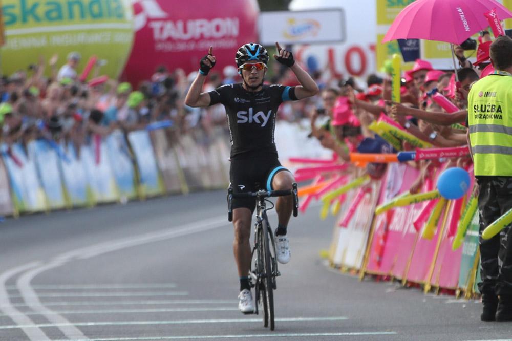 Victoire pour Sergio-Luis Henao