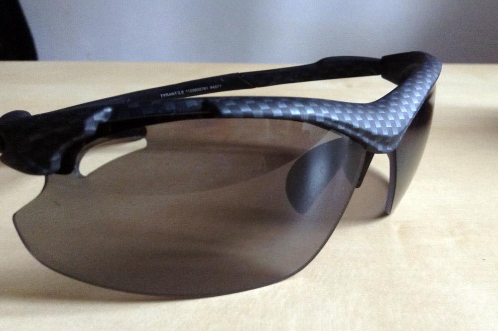 Les lunettes Tifosi Tyrant 2.0