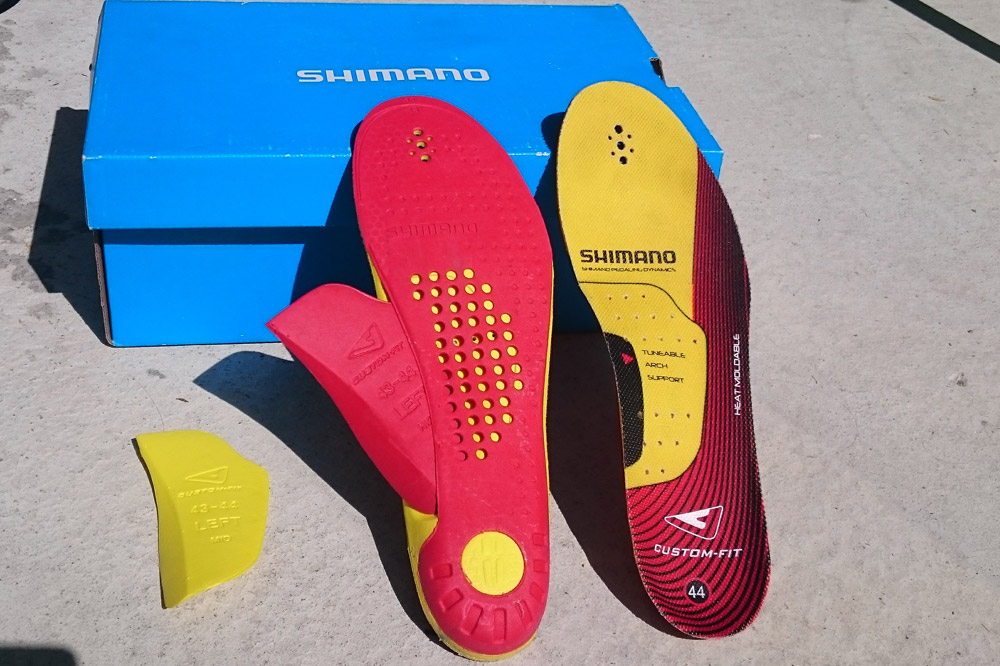 Les chaussures VTT Shimano XC 70