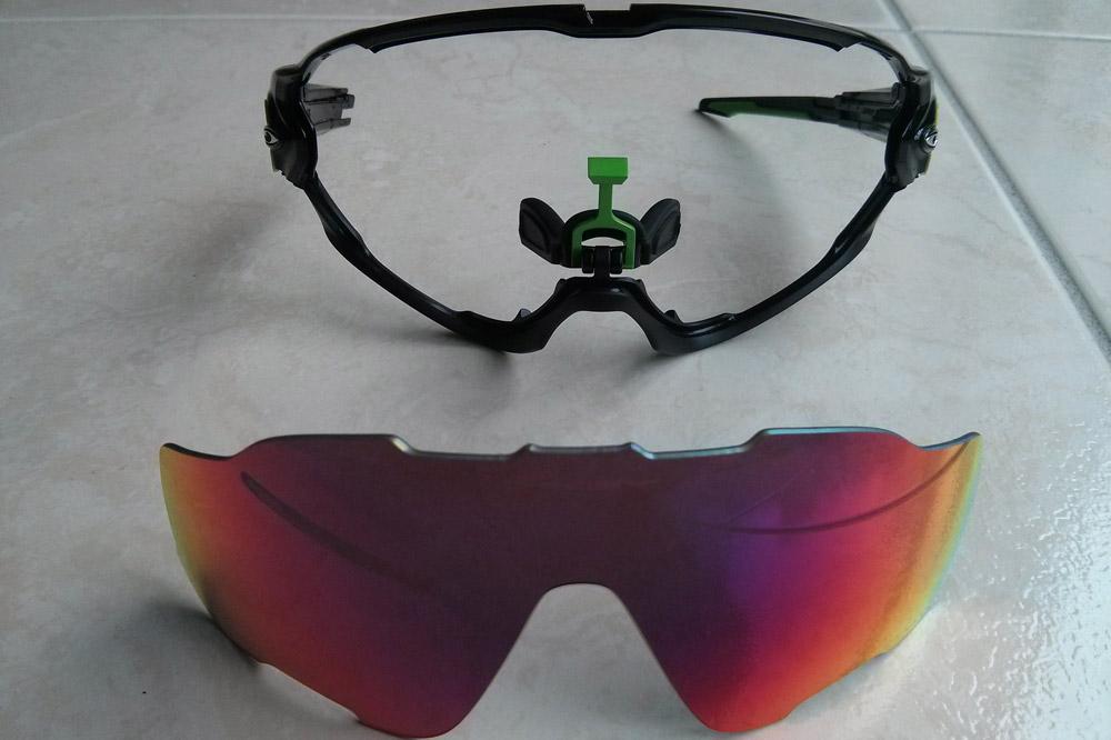 Les lunettes Oakley Jawbreaker