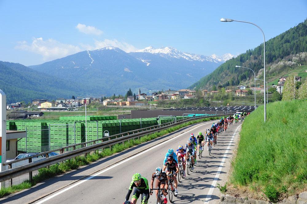 Le Tour du Trentin sous les Dolomites