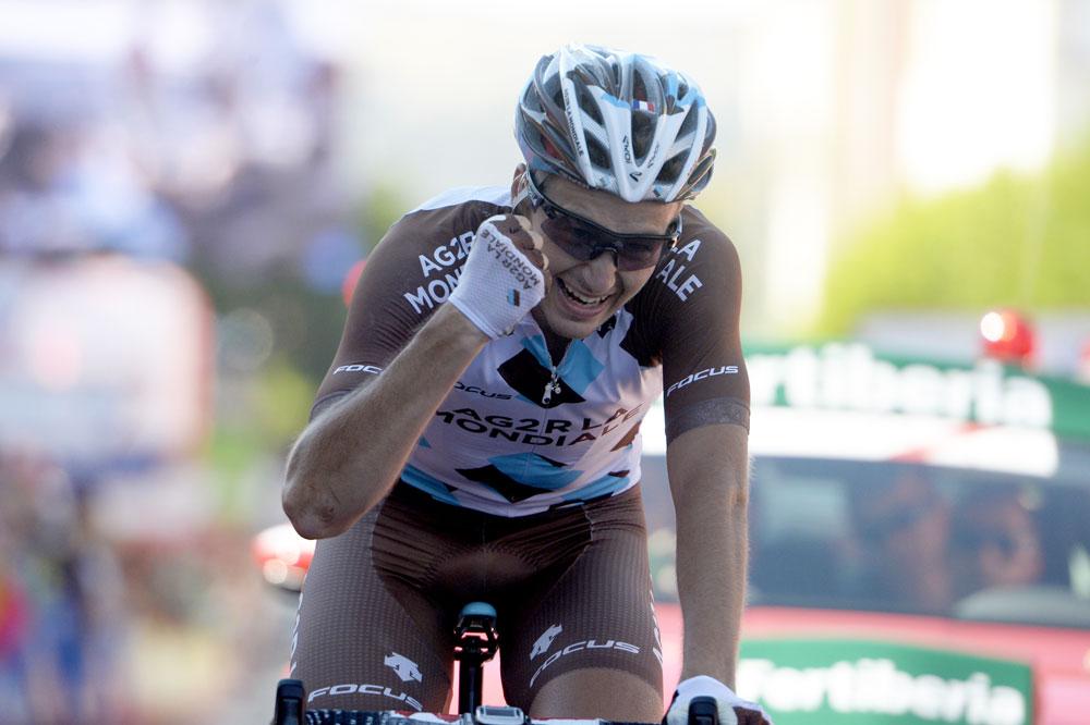 Alexis Gougeard vainqueur à Avila