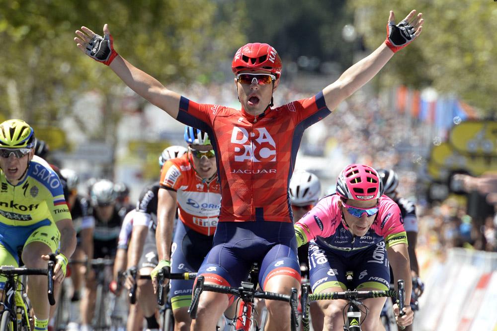 Wouter Wippert remporte la dernière étape du Tour Down Under