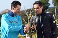 Vincenzo Nibali et Alberto Contador : deux hommes pour un trophée