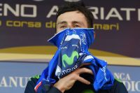 Adriano Malori a bien du mal à enfiler le maillot de leader !