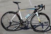 Le Specialized S-Works Tarmac de Vincenzo Nibali