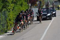L'équipe Bora-Argon 18 surprend le Team Sky en ouverture du Tour du Trentin