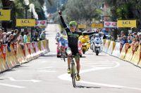 Ben King ouvre son palmarès en Corse