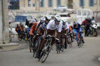 Ag2r La Mondiale mène la poursuite avec Ben Gastauer