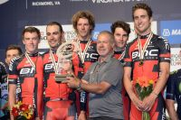 Un deuxième titre pour le BMC Racing Team
